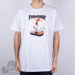 Camiseta Thrasher Neckface Branca