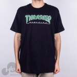 Camiseta Thrasher Outlined Preta