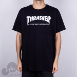 Camiseta Thrasher Skate Mag Large Preta