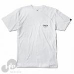 Camiseta Vans Danilo Do Rosário Branca