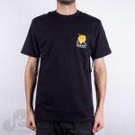 Camiseta Vans Super Bloom Preta