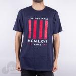 Camiseta Vans Victory Azul Escuro