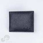 Carteira Rvca Crest Bi Fold Preta