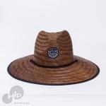 Chapéu De Palha Rip Curl Wetty Straw Hat Marrom