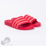 Chinelo Slide Adidas Adilette Vermelho