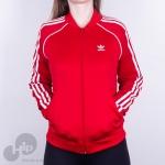 Jaqueta Adidas Ed7588 Vermelha