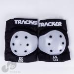 Joelheira Tracker Pro Downhill Preta