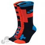 Meia Nike Sk0214-901 Multicolorida