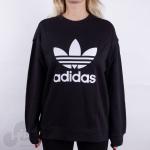 Moletom Adidas Fm3272 Preta