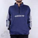 Moletom Adidas Fu1540 Azul Claro