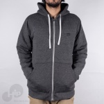 Moletom Billabong All Day Sherpa Cinza Escuro
