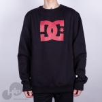 Moletom Dc Shoes Leve Preto