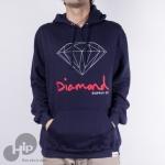 Moletom Diamond Og Sign Azul Escuro