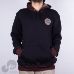 Moletom Drop Dead Planet Hemp Preto