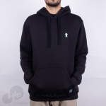 Moletom Grizzly Og Bear Embroidery Preto