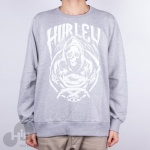 Moletom Hurley 631600 Cinza Claro