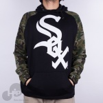 Moletom New Era Print 10 Chicago White Sox Preto
