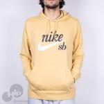Moletom Nike Ao0263-251 Amarelo