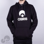 Moletom Osiris Corporate Preto