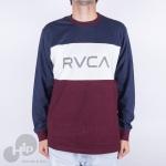 Moletom RVCA Heavy Hitter Vinho