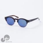 Óculos Evoke Capo III Black Turtle Mirror