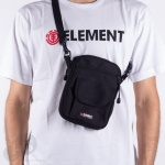 Pochete Element Shoulder Road Trip Preta