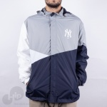Quebra Vento New Era Under Dance New York Yankees Cinza Claro