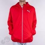 Quebra Vento Puma Essentials Solid Vermelho