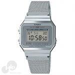 Relógio Casio A700Wm-7Adf Prata