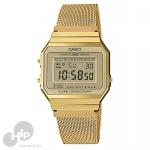 Relógio Casio A700Wmg-9Adf Dourado