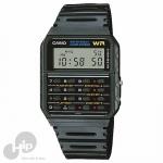 Relógio Casio Ca-53W-1Z Preto