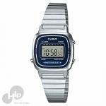 Relógio Casio La670Wa-2Df Prata