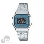 Relógio Casio La680Wa-2Bdf Prata