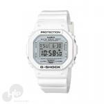 Relógio G-Shock Dw-5600Mw-7Dr Branco