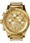 Relógio Nixon Dourado 48-20 Dourado
