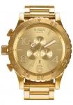 Relógio Nixon Dourado 51-30 Dourado
