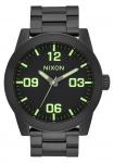 Relógio Nixon Preto Corporal Ss