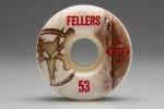 Roda Bones 53Mm STF Fellers Vintage
