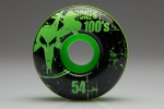 Roda Bones 54Mm 100S Verde