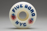 Roda Five Boro 53Mm Cinco Barrios