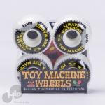 Roda Toy Machine 53Mm Branca