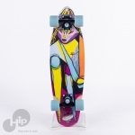 Skate Cruiser Kronik Art Jorge Galvao 3