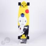 Skate Kronik Cruiser Art Thiago Syen 4