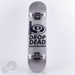 Skate Montado Drop Dead Nk3 Futura Am