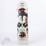 Skate Montado Kronik A Freira Branco
