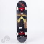 Skate Montado Kronik Jason Sexta Feira 13 Preto