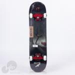 Skate Montado Kronik Palhaço It Preto