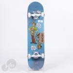 Skate Montado Kronik Scooby Snack Azul