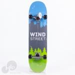 Skate Montado Windstreet Infanto City Azul