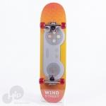 Skate Montado Windstreet Infanto Play Amarelo